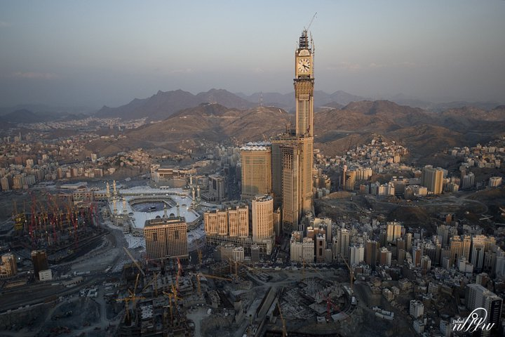 Abraj Al Bait - La Mecque