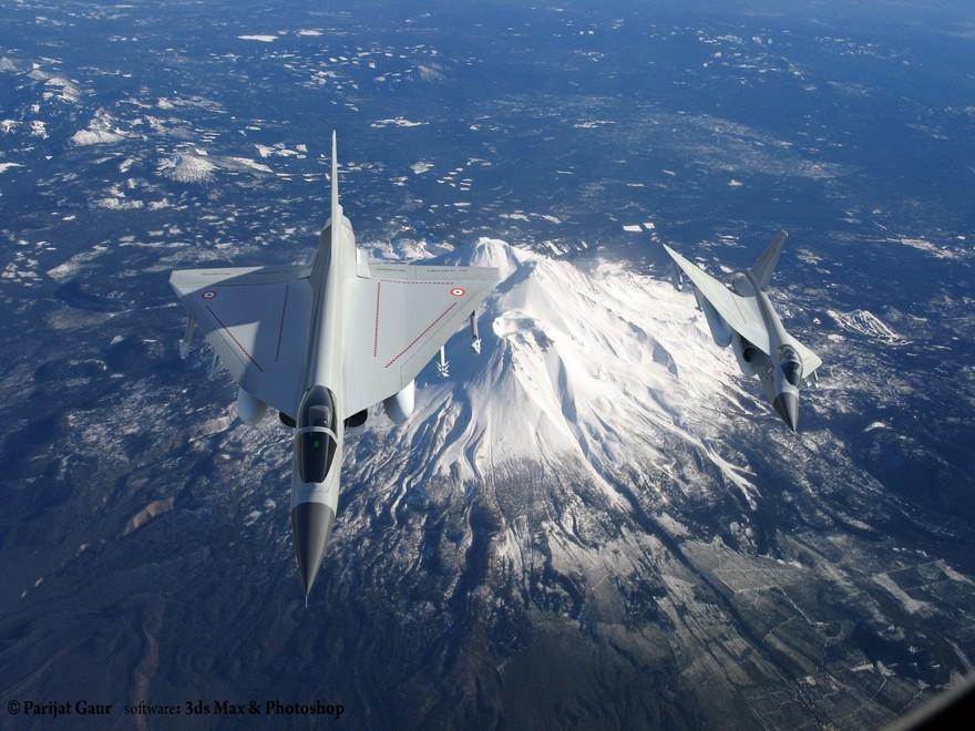 Avion de chasse de l'inde : HAL Tejas