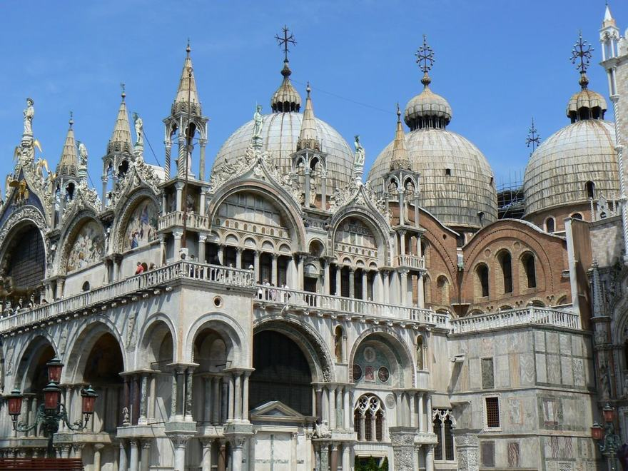 Basilique Saint-Marc, Venise, Italie