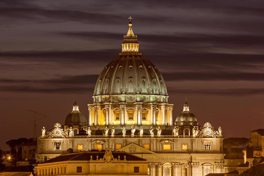 Basilique Saint-Pierre en Italie