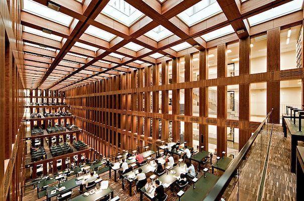 Bibliothèque d'État de Berlin