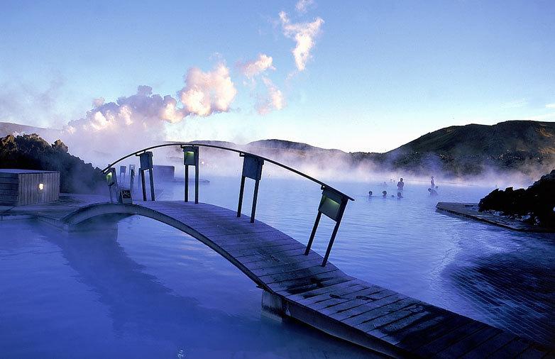 Blue Lagoon à Grindavík en Islande
