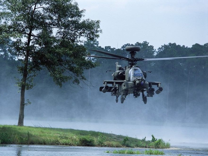 Boeing AH-64D Longbow Apache, USA