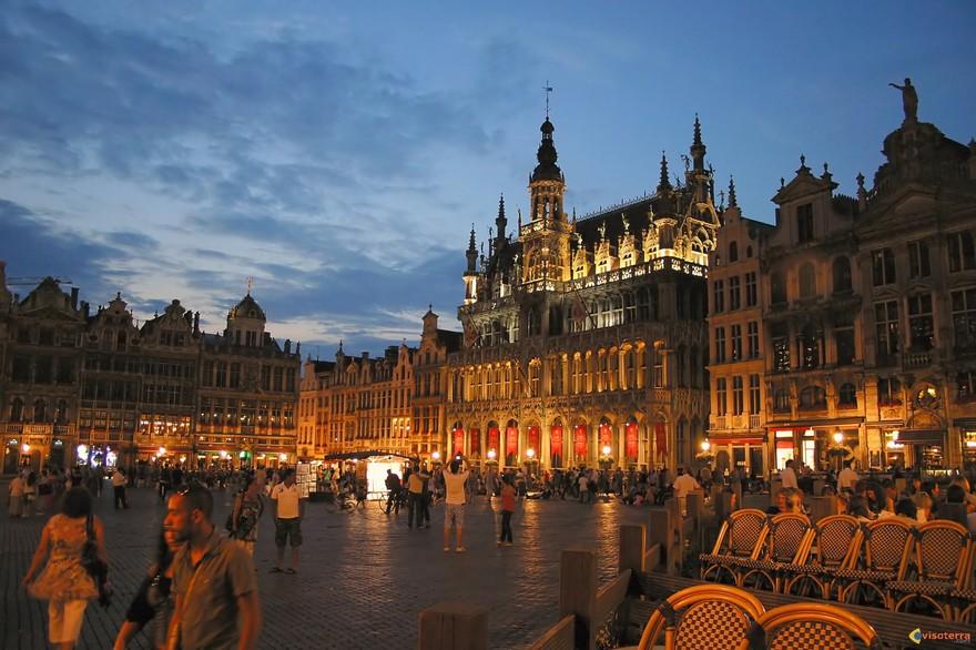 Bruxelles en Belgique
