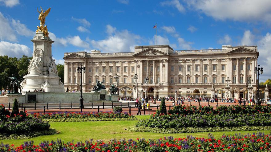 Buckingham Palace à Londres