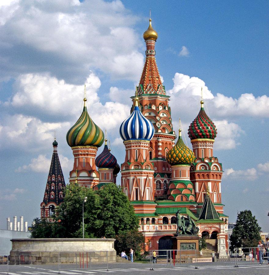 Cathédrale Saint-Basile, Moscou