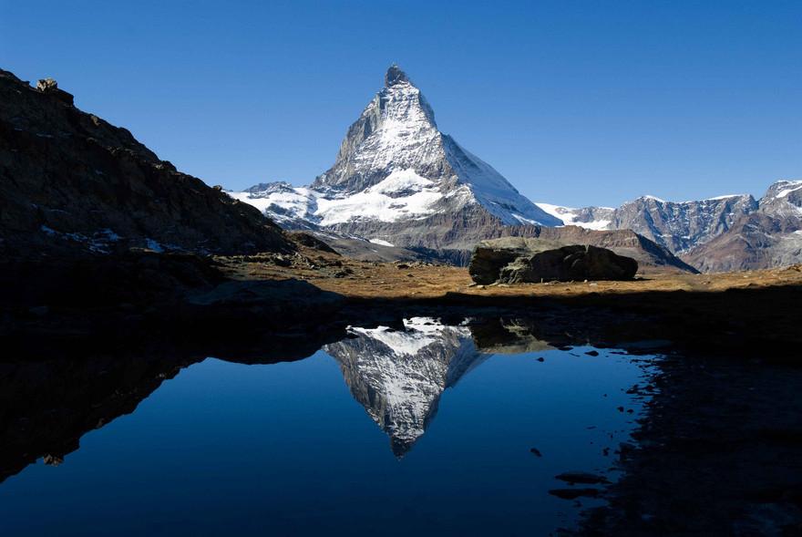 Cervin - 4478 m - Italie-Suisse