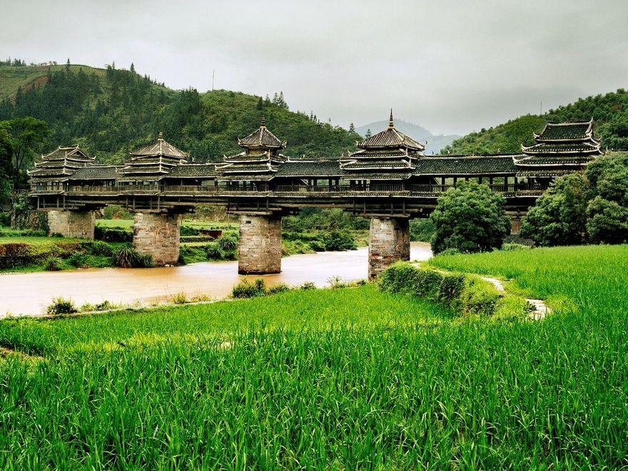 Chengyang Bridge - Chine