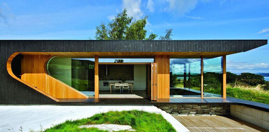 Des maisons incroyables en Norvège