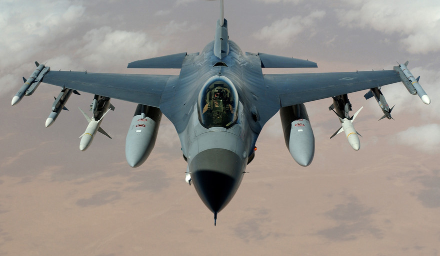 F-16 Fighting Falcon USA