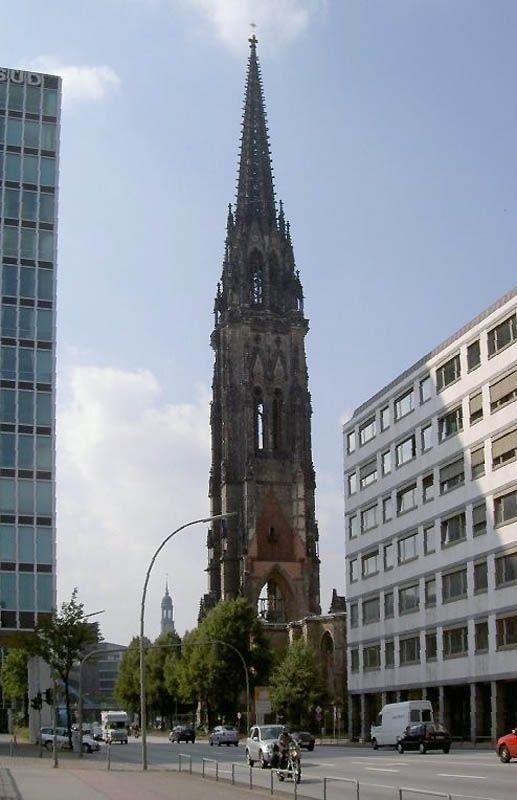 Église Saint-Nicolas de Hambourg