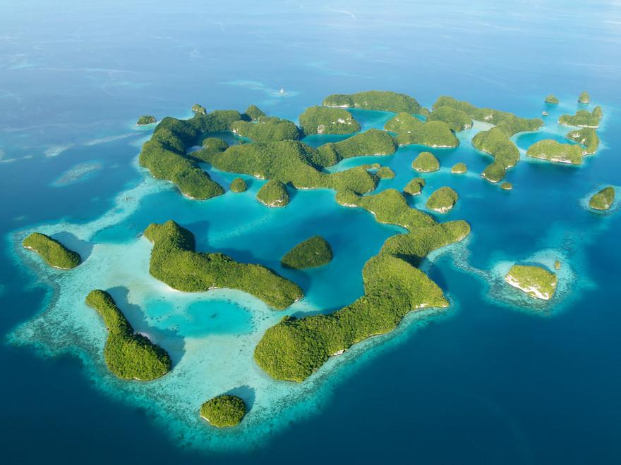 Ile de Palaui, Philippines