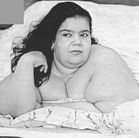 Joselina da Silva - 406kg