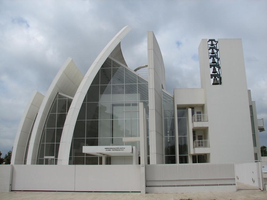 L'Eglise du Jubilé en Italie
