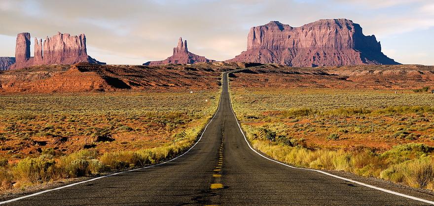 La route 66, USA