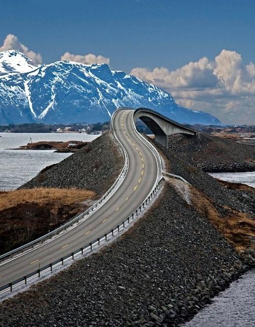 La Route Atlantique de Norvège