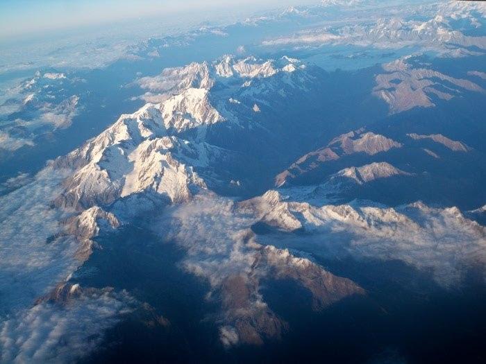 Le Mont-Blanc - 4807 m - France
