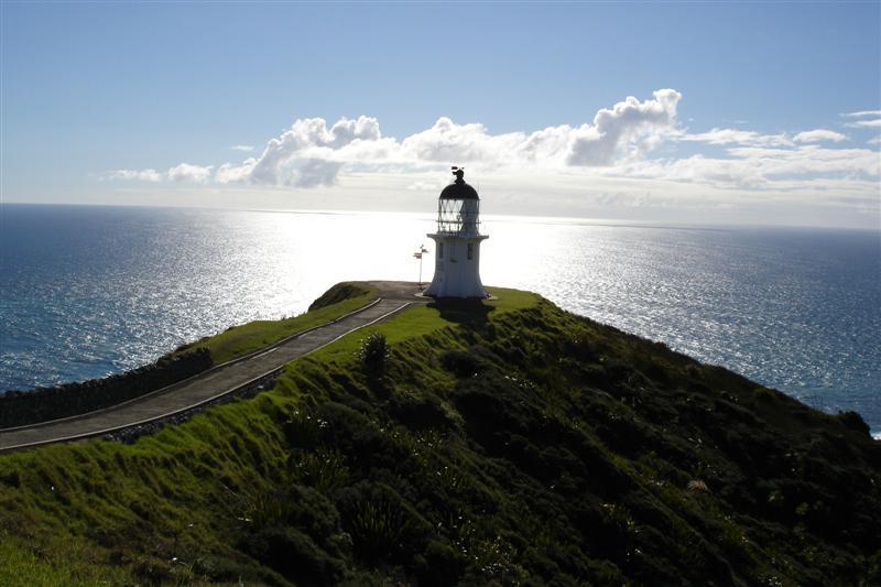 Le phare Cape Reinga en Nouvelle-Zélande