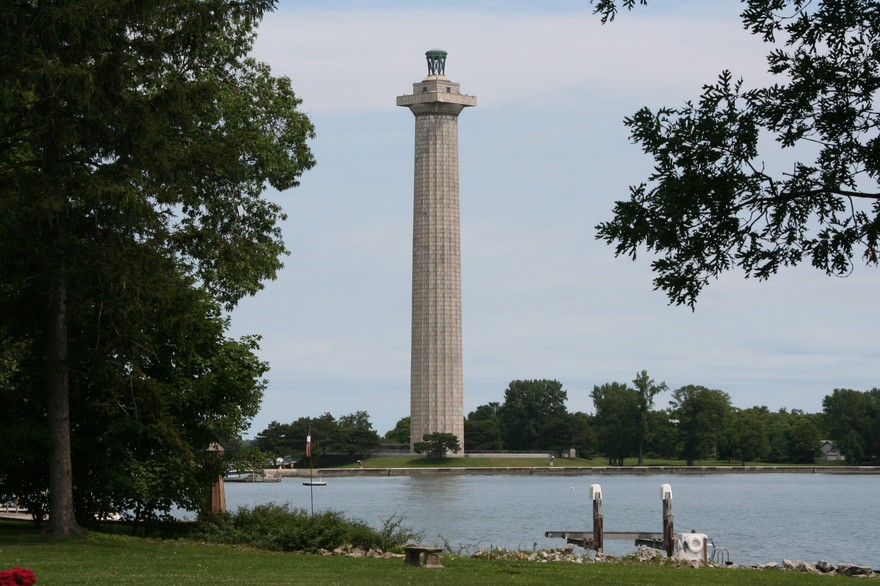 Le phare Perry Memorial, USA