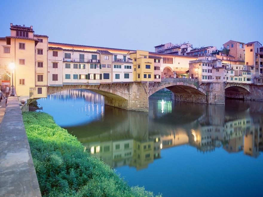 Le Ponte Vecchio en Italie