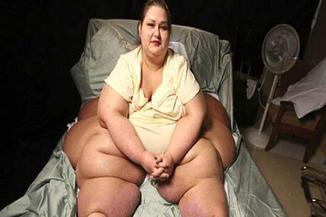 Les personnes les plus grosses au monde