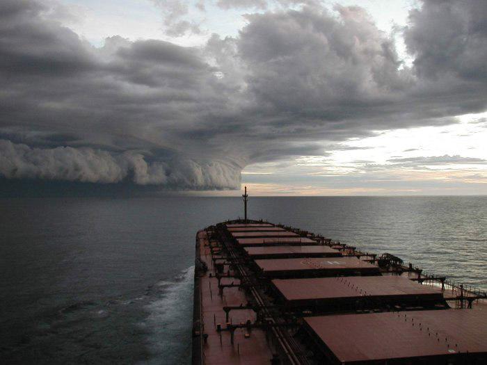 Les plus beaux ouragans, cyclones et tornades
