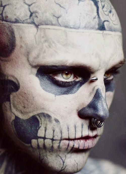 Les tatouages les plus extrêmes