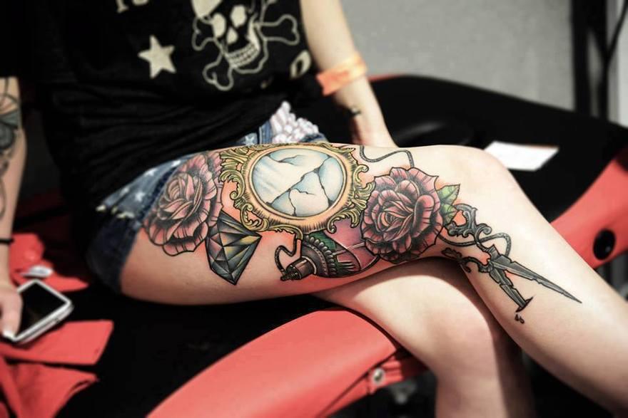 Les plus beaux tatouages au monde