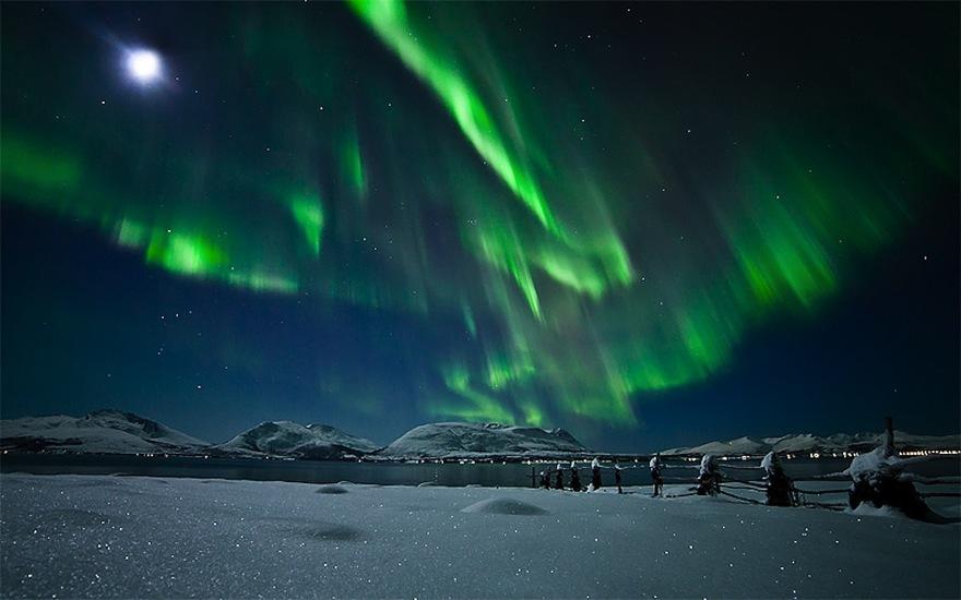 Les plus belles aurores boréales