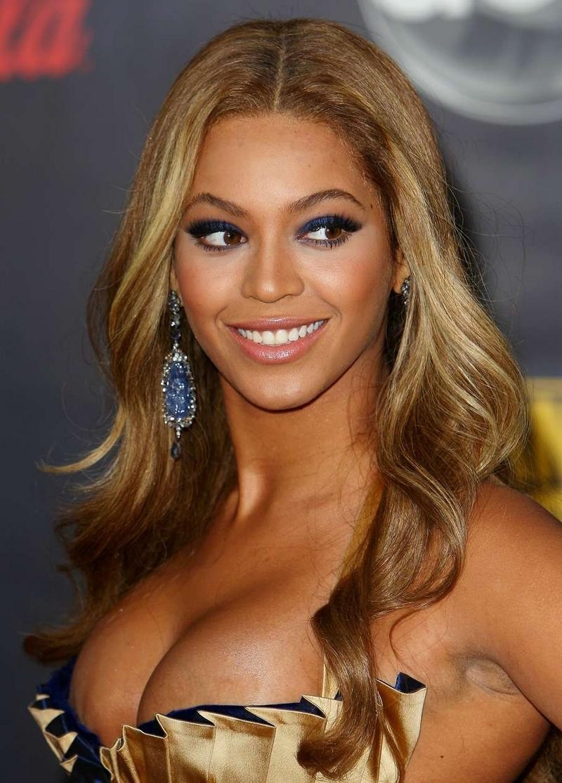 Les seins de Beyonce
