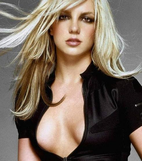 Les seins de Britney Spears