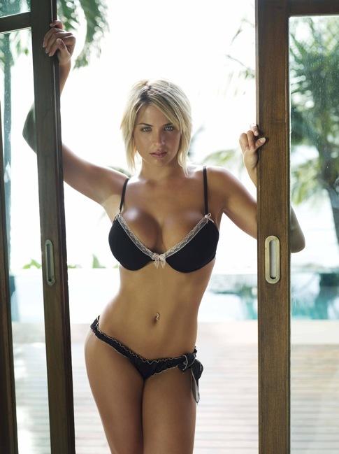 Les seins de Gemma Atkinson
