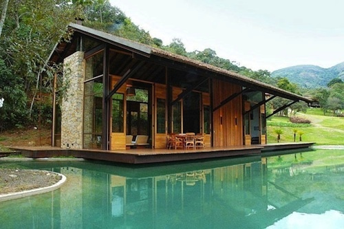 Maison de rêve et design au Brésil