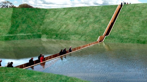 Moses Bridge - Pays-Bas