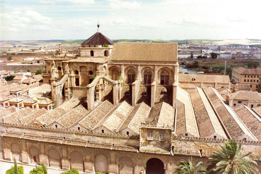 Mosquée de Cordoue en Espagne