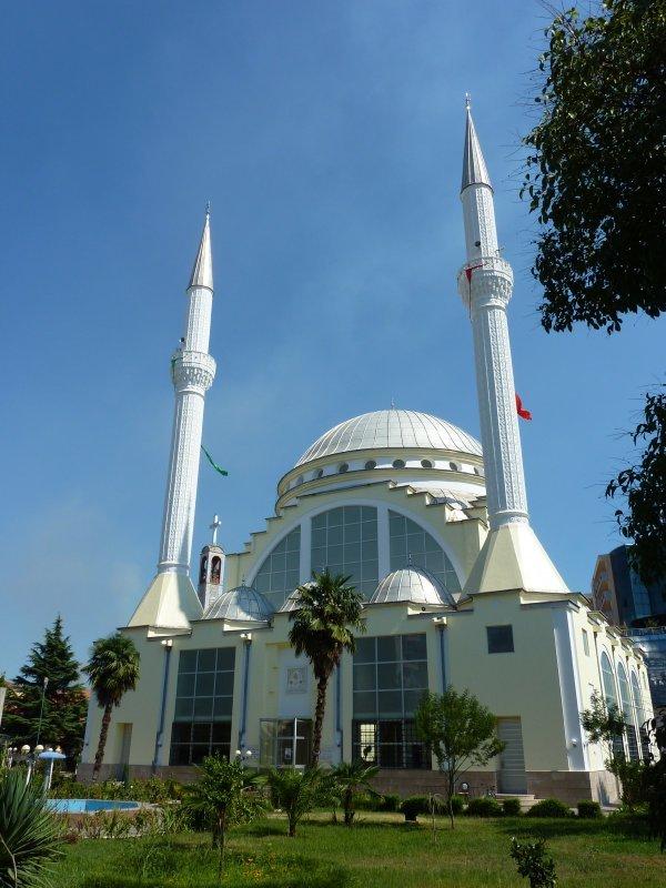 Mosquée de Skoder en Albanie