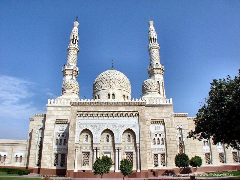 Mosquée Jumeirah à Dubaï