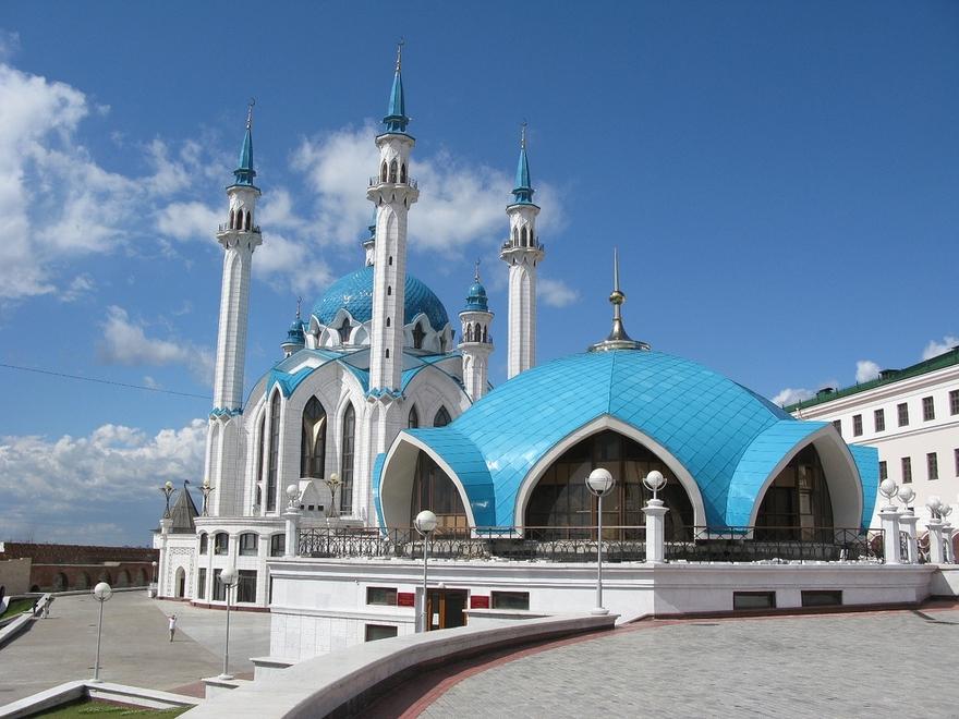 Mosquée Kul Sharif en Russie
