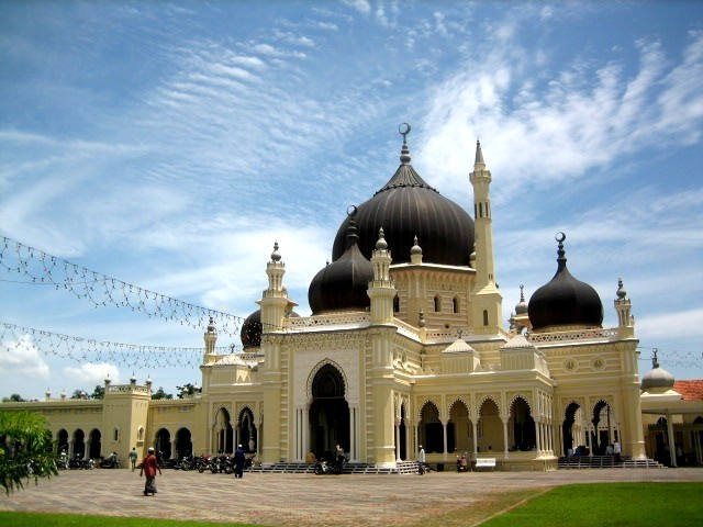 Mosquée Masjid Zahir en Malaisie