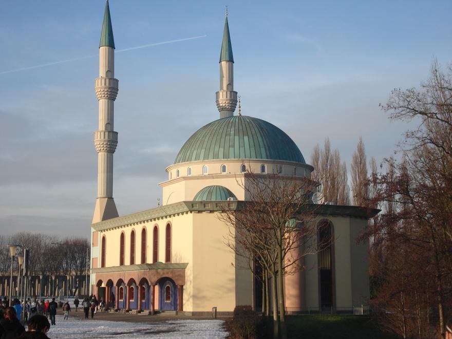 Mosquée Mevlana à Rotterdam
