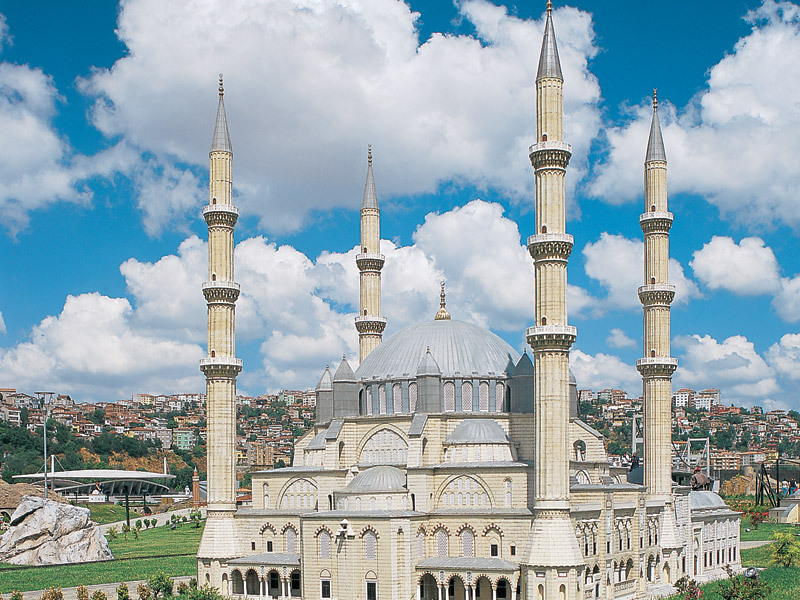 Mosquée Selimiye en Turquie