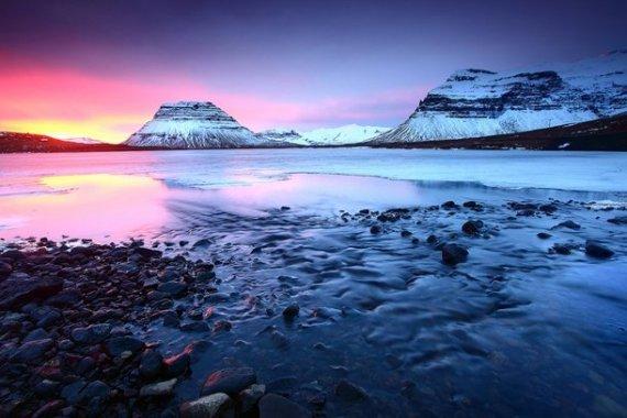 Grundarfjörður, Islande