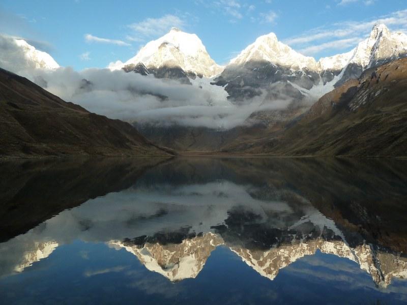 Yerupaja - 6635 m - Pérou