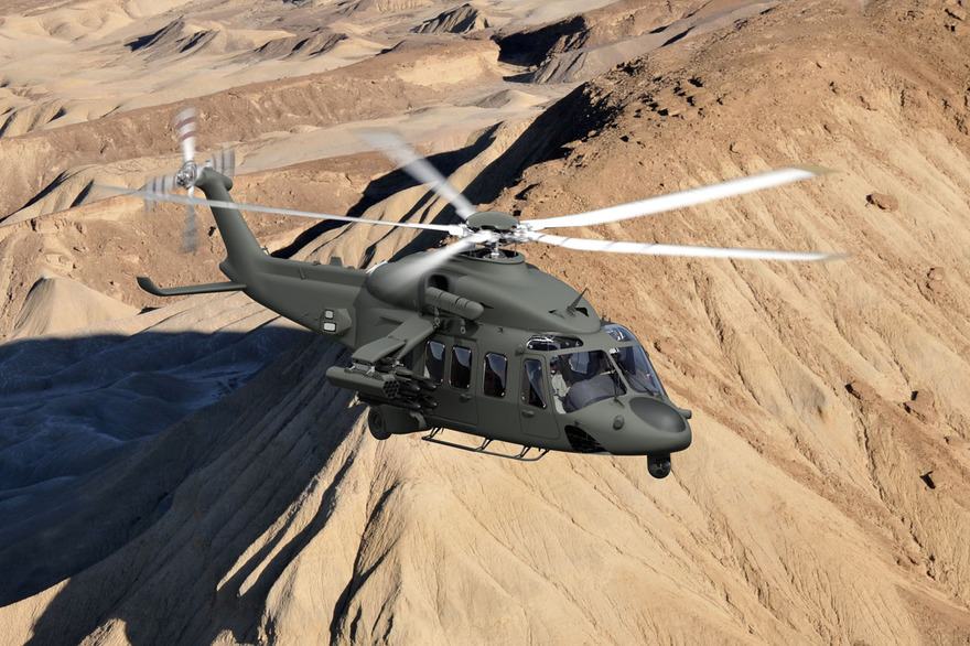 Hélicoptère de transport AW149