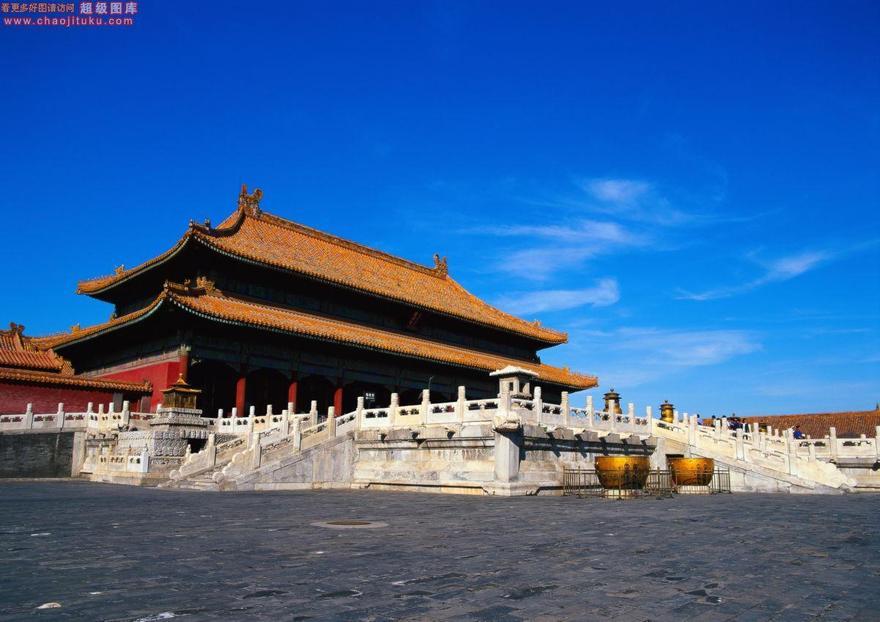 La Place Tian'anmen en Chine