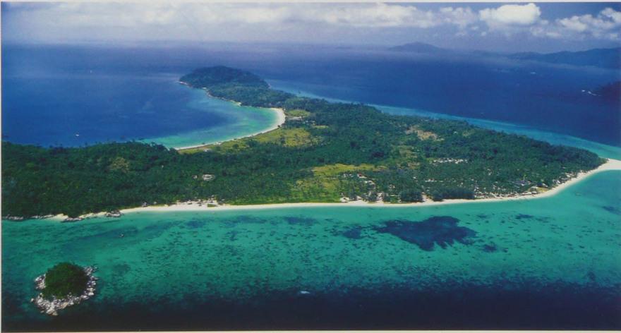 Ile de Koh Lipe en Thaïlande