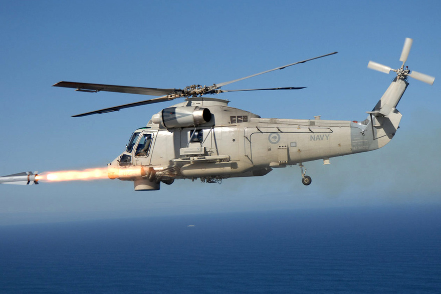 Hélicoptère SH2G SuperSeasprite