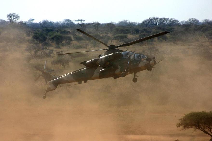Hélicoptère Denel AH-2 Rooivalk