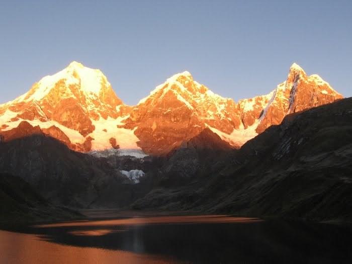 Montagne Yerupaja - 6635 m - Pérou