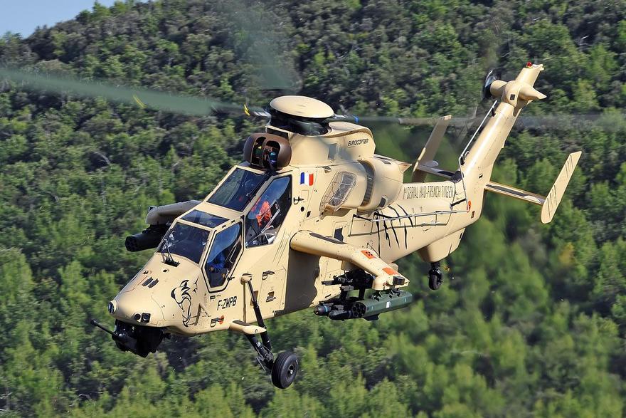 Le Tigre, hélicoptère Fançais